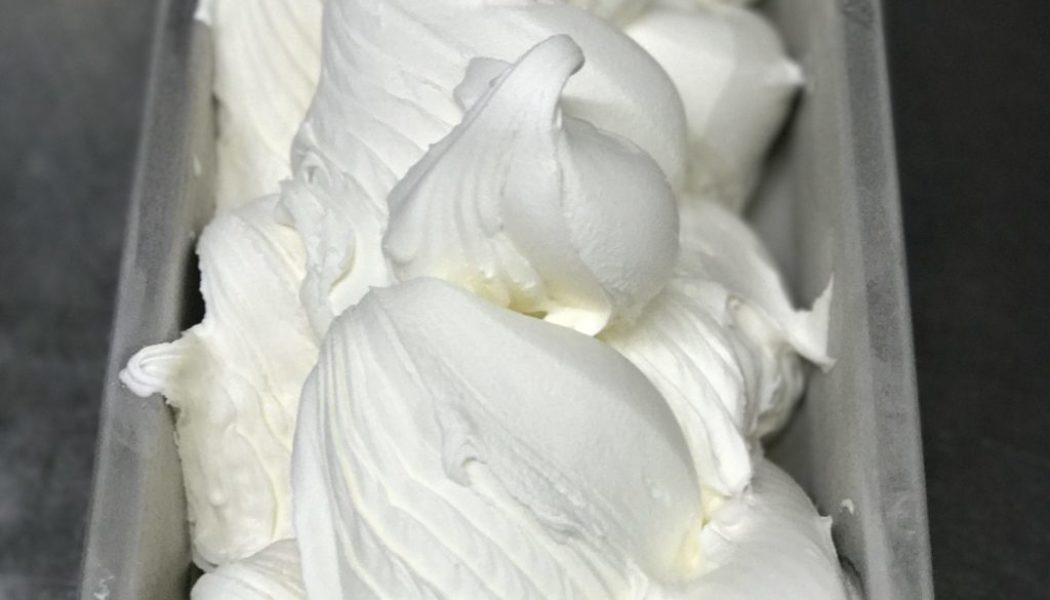 Ricetta fior di latte di Antonio Mezzalira