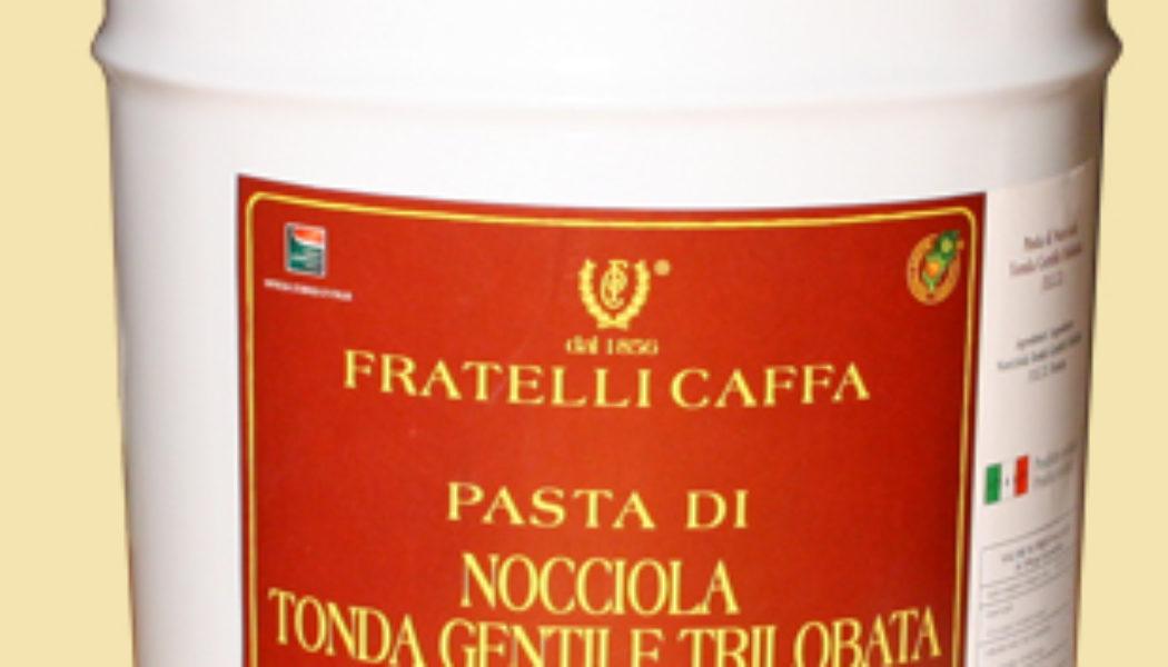 Recensione: Fratelli Caffa Pasta nocciola tonda gentile trilobata