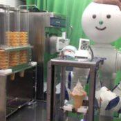 Il futuro dei ROBOT in gelateria?
